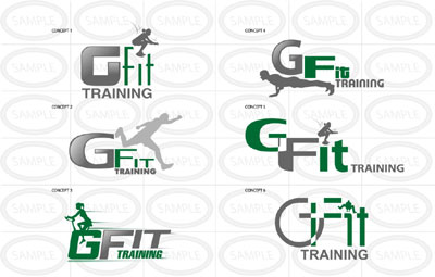 Get Fit Logo | Noticedwebsites