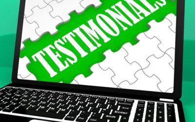 Testimonials puzzle picture | NoticedWebsites.com