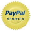 PayPal verified seal | Noticedwebsites